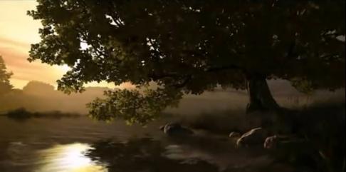 Tree-rivers